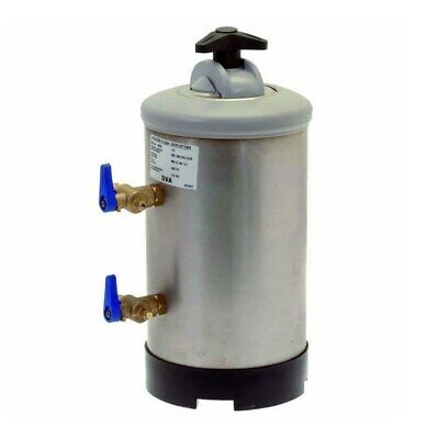 NEW 2 Group Commercial Espresso Machine  Water softener Filter 8 Liter's