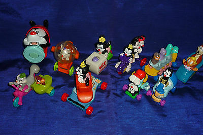 Lot of 10 Animaniacs Collectible Toys  (Warner Bros. 1993-1998)