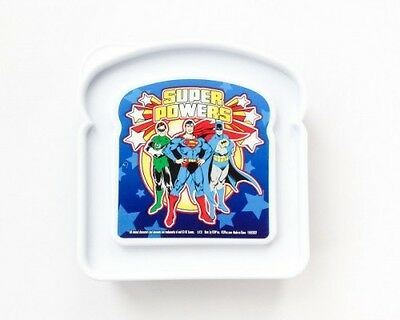 Super Powers Sandwich Container