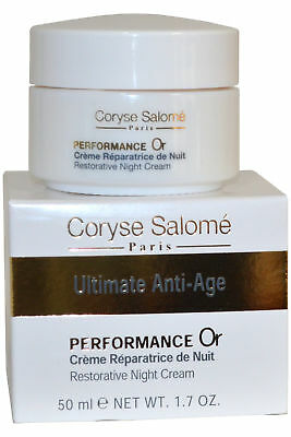 Coryse Salome Paris Ultimate ANTIEDAD REPARADOR CREMA DE NOCHE 50ml