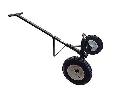 Heavy Duty Camper Trailer Dolly 600Lb Capacity With 12'' Pneumatic Tire