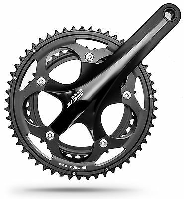 Shimano FC-5700 105 Road Bike Crankset 53-39 For 10 Speed 170mm