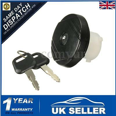 New Locking Fuel Petrol Diesel Cap With 2 Keys For Ford Transit Mk6 2000-2006 UK