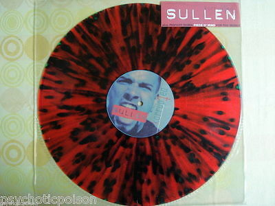 "SULLEN - KORRUPTED 12"" Maxi SPECIAL LIMITED EDITION FOR DJ's ONLY Marlboro Music"