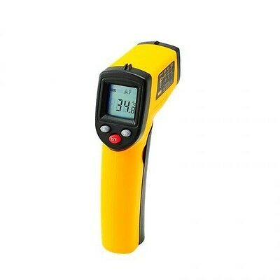 HOT Infrared Temperature Gun Thermometer Laser Point Infrared Thermo Detector