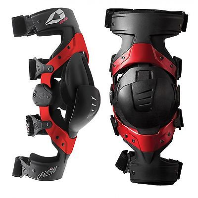 EVS AXIS SPORT Knee Brace Protection S M L XL Offroad Atv Enduro Mx Dirt Saftey
