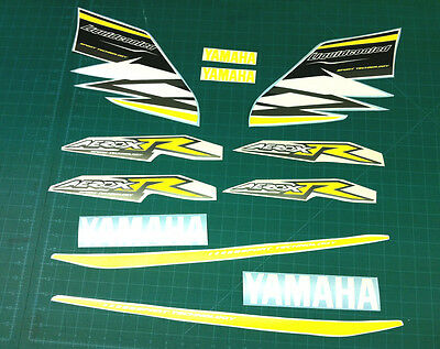 Yamaha Aerox R sport technology liquid cooled Stickers Graphics Kit Sized to Fit