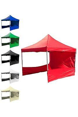 Heavy Duty Aluminium Commercial Grade Pop-Up Waterproof Market Stall Gazebo Tent