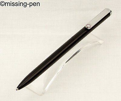 vintage slim ROTRING Ballpoint Pen in Black