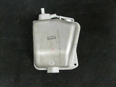 OEM Yamaha Snowmobile Oil Tank modified for Yamcharger supercharger kit Apex