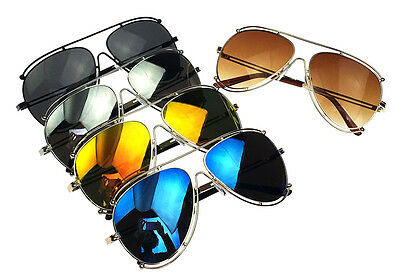 Wholesale Lots 12 Pairs New Fashion Quality OverSize Aviator Styles Sunglasses