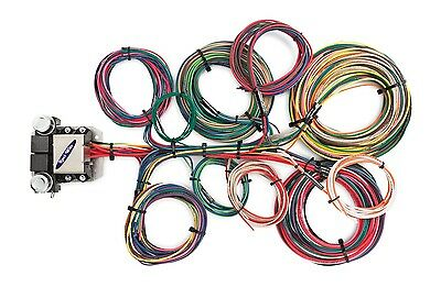 Wondrous Hot Rod Wiring Harness Diagram Wiring Diagram Wiring 101 Taclepimsautoservicenl
