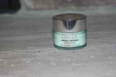 CLINIQUE Redness Solution Daily Relief Creme W/ Probiotic Technology 1 Oz
