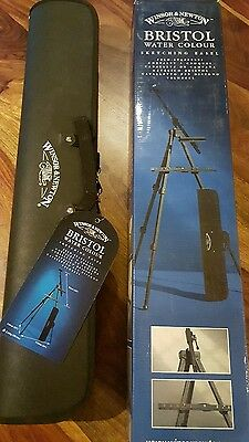 Winsor&Newton Bristol water colour sketching easel with case