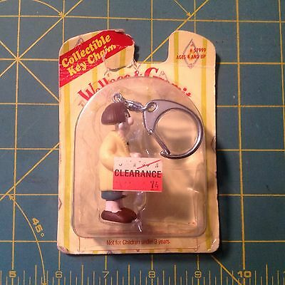 wallace and gromit 1989/keychain Sealed
