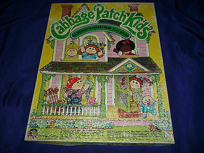 Vintage Cabbage Patch Kids Colorforms Playhouse (1983)