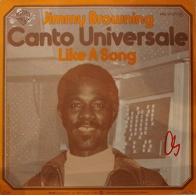 Jimmy Browning Canto Universal