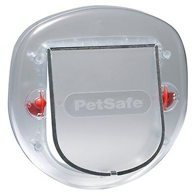 Petsafe Staywell Big Cat/Small Dog Pet Door Frosted Pet Supplies Manual 4-Way N