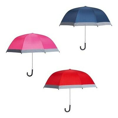 Playshoes Umbrella Childrens with Reflector Boys Girls