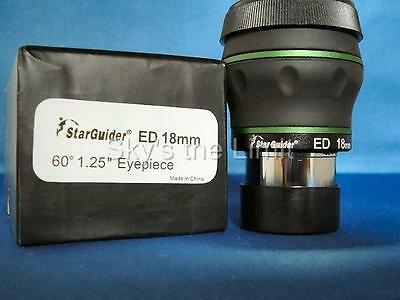 1.25'' 18mm BST Explorer Dual ED eyepiece Branded ''Starguider''