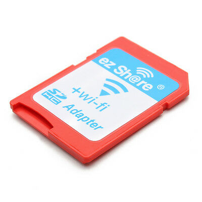 Ezshare EZ Share Micro SD Adapter WiFi Wireless Up To 32G Memory Card TF MicroSD