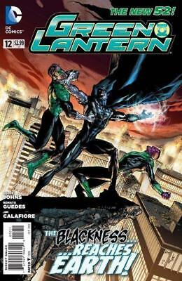 Green Lantern #12 (Vol 5) New 52