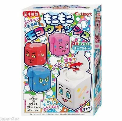 HEART FROTHY WASHING MACHINE DIY Japanese Candy Kit 4 Types like Popin Cookin