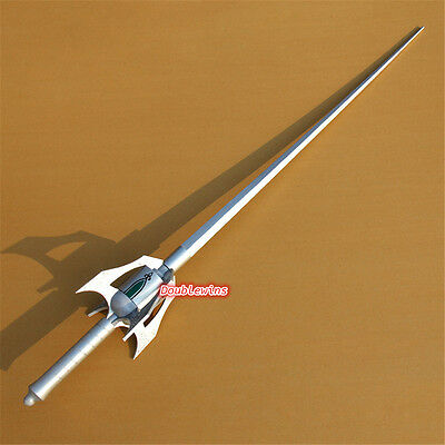 Anime RWBY White Weiss Schnee Myrtenaster Cosplay Prop PVC Collection Accessory