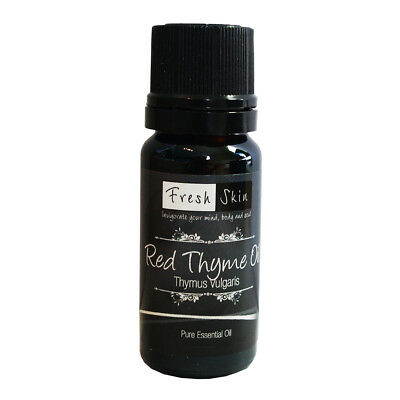 10ml Red Thyme Essential Oil - 100% Pure, Certified & Natural - Aromatherapy