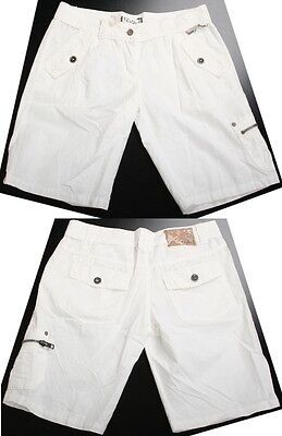 Protest Wizer Short W White Xs Bermuda Donna New Skate Surf
