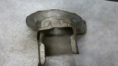 2007 Peugeot 206 1.4 Exhaust  Manifold  Shield Heat Cover