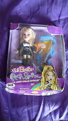 Bratz: Lotto /lot Bambole/dolls Lil,ailani Rock Starz ,nuova In Box