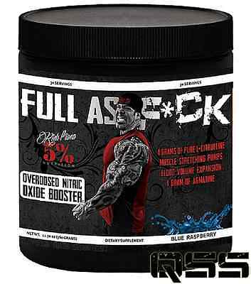 Rich Piana 5% Nutrition Full As F*ck 360G - Increases Muscle Pumps & Fullness