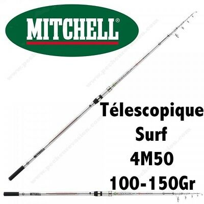 CANNE MITCHELL Avocet Powerback TeleSurfcasting 4M50  100/150 GR
