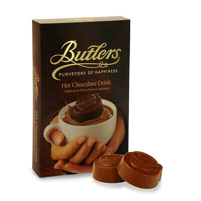 Butler's Hot Chocolate Drink Cups