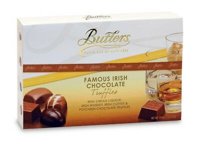 Butlers Assortment Of Irish Chocolate Truffles, 125G