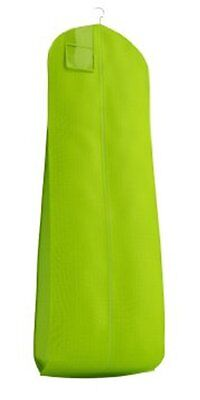 Lime Green Breathable Cloth Wedding Gown Dress Garment Bag