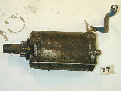 KOHLER 16HP V-TWIN OHV 520cc #TH16S OEM Engine - Starter