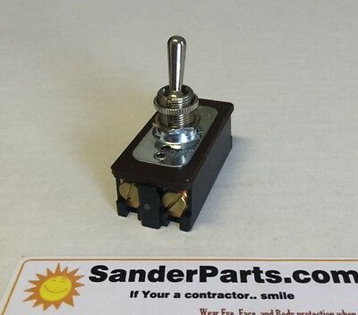 Clarke Super 7 or B2 Edger switch Part # 47394A and #47322A