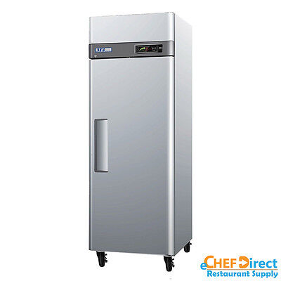 "Turbo Air M3R19-1 25"" Single Door Reach-In Refrigerator"