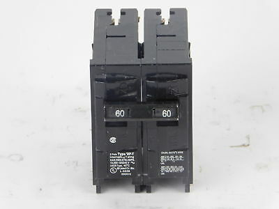 Murray 2-Pole, 60 Amp, 120/240V Circuit Breaker L-5538 - NEW Surplus!