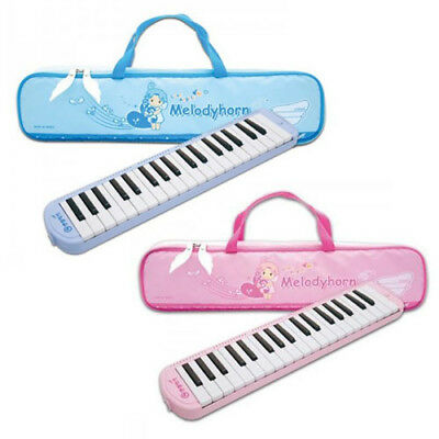 Angel Melodion 37 Melodica Sound Blue Pink Premier Children's Music Education