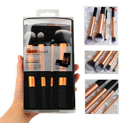 Real Techniques Make up Brushes Core Collection 4pcs