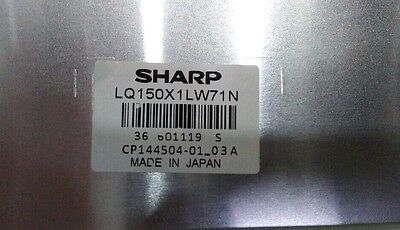 Sharp Lq150X1Lw71N Tft 1024*768 Lcd Panel