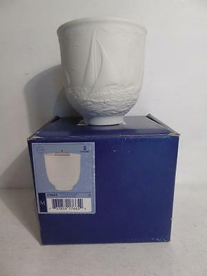 Lladro Sailing the Seas candle holder Collectors Society boxed FREE UK P & P
