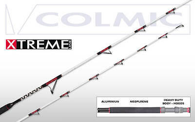 Colmic Canna Pro Light White Series canne da Traina Costiera  PLE