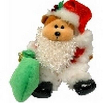 "Skansen Beanie Kids ""santa-Paws"" The Bear Mwmt"