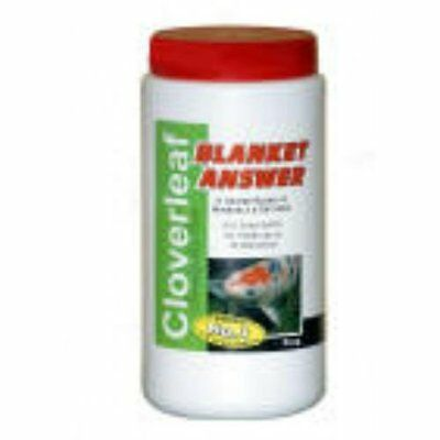 Cloverleaf Blanket Answer Blanketweed Treatment 2Kg Pet Supplies Each Comes Wit