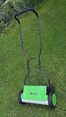 Zipper Rotary mower ZI-SPIM01 Lawn mower Cut width 380mm