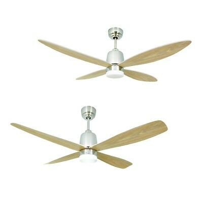 Energy Saving Ceiling Fan Stratus with lighting and remote control